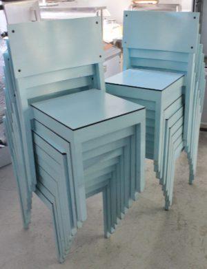 Pinottavat  tuolit
