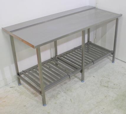 Purkauspöytä